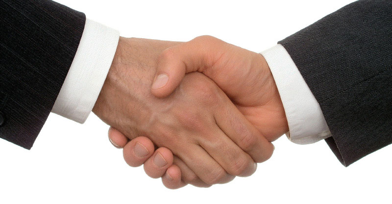How To Give An Effective Handshake